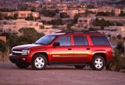 Chevrolet TrailBlazer I 4.2 279KM 205kW 2000-2012