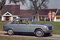 Peugeot 304 Coupe 1.3 75KM 55kW 1972-1975