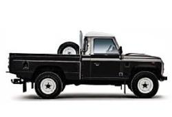 Land Rover Defender III 110 High Capacity Pick Up - Dane techniczne