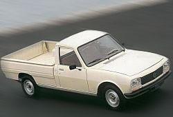 Peugeot 504 Pick Up 2.3 D 69KM 51kW 1980-1989