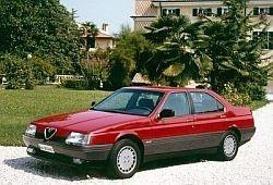 Alfa Romeo 164 I Sedan 2.0 V6 Turbo 210 KM 154 kW