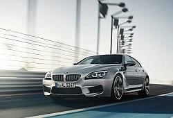 BMW Seria 6 F06-F12-F13 M6 Gran Coupe Facelifting -