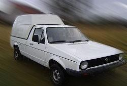 Volkswagen Caddy I
