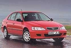 Honda Accord VI Hatchback 1.8 i 136KM 100kW 1998-2002