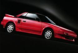 Toyota MR2 I Coupe 1.6 T 145 KM 107 kW