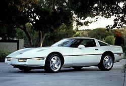 Chevrolet Corvette C4 Coupe 5.7 i V8 ZR1 411KM 302kW 1990-1991