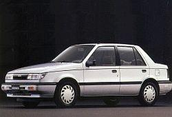 Chevrolet Spectrum 2.0 110KM 81kW 1985-1988