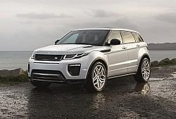 Land Rover Range Rover Evoque I SUV 5d Facelifting 2.0D TD4 180KM 132kW 2015-2018