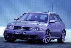 Audi A4 B5 Rs4 Silniki Dane Testy Autocentrumpl