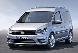 Volkswagen Caddy IV 1.4 TSI BlueMotion Technology 125 KM 92 kW