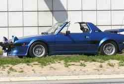 Fiat Bertone X1/9 1.5 Five Speed 86KM 63kW 1978-1989