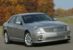 Cadillac STS 4.4 V8 476KM 350kW 2009-2011