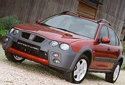 Rover 25 Streetwise 2.0 ITD 101KM 74kW 2003-2005