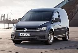 Volkswagen Caddy IV Furgon 1.4 TGI BlueMotion Technolog 110 KM 81 kW