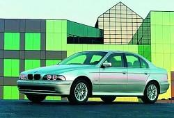 BMW Seria 5 E39 Sedan 523i 170KM 125kW 1995-2000