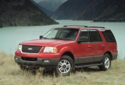 Ford Expedition II 5.4 i V8 16 4WD 265KM 195kW 2003-2005