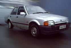 Ford Orion II 1.6 102KM 75kW 1989-1990