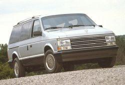 Plymouth Voyager II Grand Voyager I 3.3 150KM 110kW 1989-1990