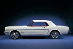 Ford Mustang I Cabrio 2.8 R6 101KM 74kW 1964-1966