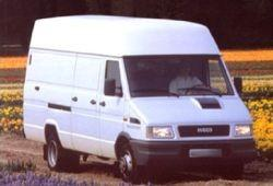 Iveco Daily II 2.8 TD 134KM 99kW 1990-2000