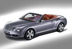 Bentley Continental GTC 6.0 W12 Twin-Turbo Speed 610KM 449kW od 2009
