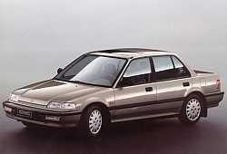 Honda Civic IV Sedan 1.4 90KM 66kW 1987-1989