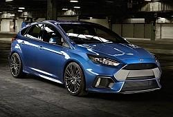 Ford Focus III RS 2.3 EcoBoost 350KM 257kW 2016-2018