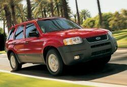 Ford Escape I 2.3 i 16V 4WD 155KM 114kW 2003-2007