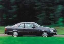 Mercedes CL W140 5.0 320KM 235kW 1996-1999