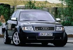 Audi A6 C5 S6 Sedan 42 V8 340km 250kw 2000 2004 Dane Techniczne