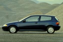 Honda Civic V Hatchback 1.5 i 16V 90KM 66kW 1991-1995