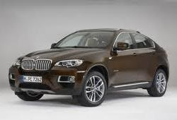 BMW X6 E71 Crossover Facelifting