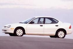 Dodge Neon I Sedan 2.0 i 152KM 112kW 1996-1999