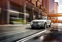 BMW X3 F25 SUV Facelifting