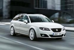 Seat Exeo ST Facelifting