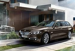 BMW Seria 5 F10-F11 Touring Facelifting M550d  381KM 280kW 2013-2015