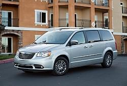 Chrysler Town & Country V 3.8 V6 200KM 147kW od 2007