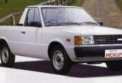 Hyundai Pony II Pick Up 1.4 70KM 51kW 1982-1988