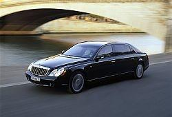 Maybach 62 I Limuzyna 5.5 i V12 bi-turbo 550 KM 405 kW