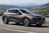 Infiniti QX30 I Crossover 2.2d DCT 170 KM 125 kW