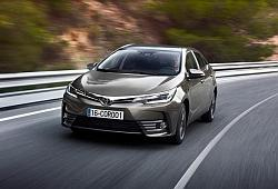 Toyota Corolla XI Sedan Facelifting 1,6 Valvematic 132 KM 97 kW