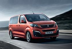 Peugeot Traveller Compact 1.6 BlueHDi 95KM 70kW od 2016