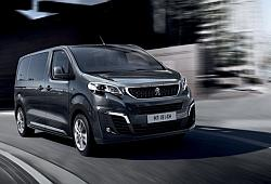 Peugeot Traveller Van Compact Business -