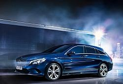 Mercedes CLA Shooting Brake Facelifting 220 184KM 135kW od 2016