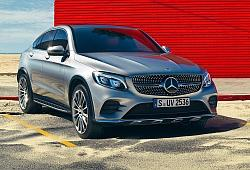 Mercedes GLC I Coupe 300 245 KM 180 kW