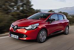 Renault Clio IV Grandtour Facelifting 0.9 Energy TCe 90KM 66kW od 2016