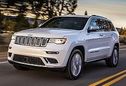 Jeep Grand Cherokee IV Terenowy Facelifting 2016 5.7 352 KM 259 kW