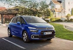 Citroen C4 Picasso II Picasso Facelifting - Usterki