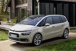 Citroen Grand C4 Picasso II Grand Picasso Facelifting 1.6 THP 165KM 121kW 2016-2018