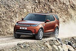 Land Rover Discovery V 3.0 TD6 258KM 190kW od 2016